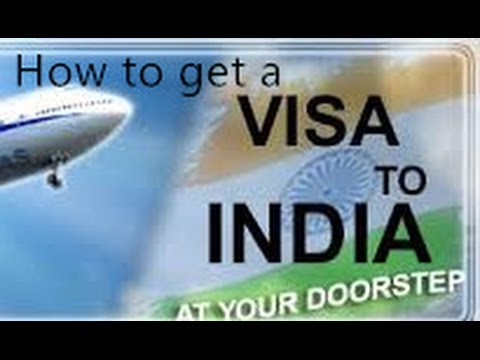 ~ Visit India - 1~:Indian Visa Application