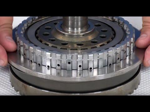 Остановка отказа GM 6T40 и 6T70 3-5-R с помощью комплектов Sonnax Drum Saver