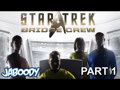 Star Trek Bridge Crew Ft. ClassyPax And MiltonTPike1