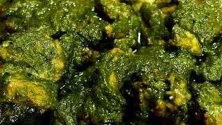 How to make at home Amritsari chicken saagwala अमतसर चकन सगवल  Food Junction