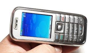 Капсула времени Nokia 6233  silver . Состояние нового. Вот это сохранили телефон