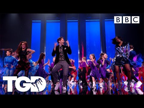 The Greatest Dancer Live Show Opening Performance | The Greatest Dancer