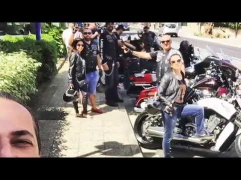 Land of Fire Free Chapter Azerbayjan - France, St.Tropez - Harley Davidson Moto Rally May 2015