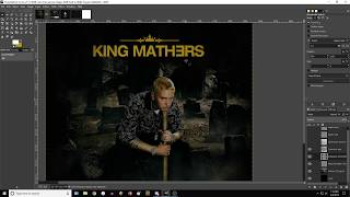 Eminem Album Art Tips (King Mathers/Relapse 2) (Layer by layer)