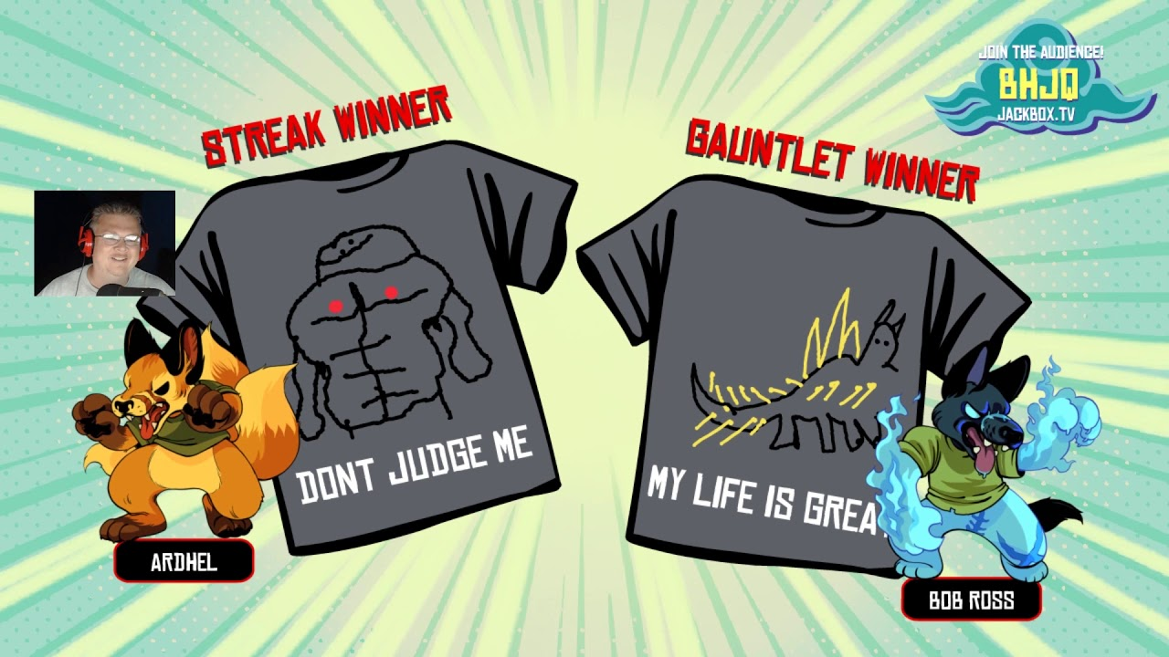 83c6df692 Jackbox Party Pack - Tee K.O. - Beyond Funny! Wait for It! :) - YouTube