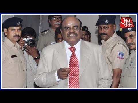 Former Justice CS Karnan Arrested From Coimbatore