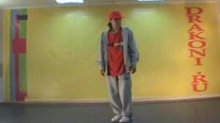 Обучающее видео hip-hop (хип-хоп): sham rock