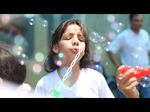 What Our Children Said about PCRF Gaza Summer Camps 2017