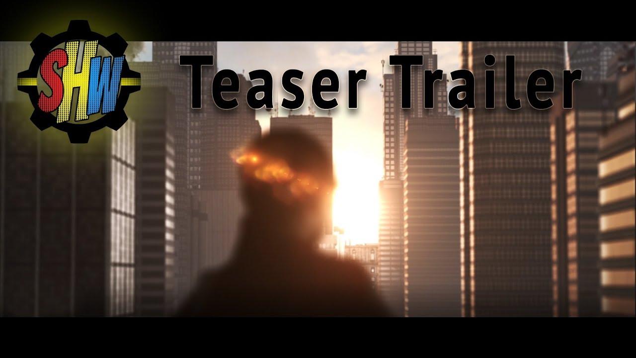 Teaser Trailer: The Superhero Workshop