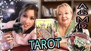 ASMR TAROT CARTAS //Asmr KAIRANDAL y yo
