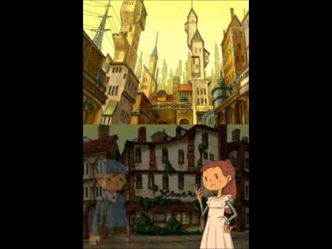 Professor Layton and the Unwound Future Walkthrough Part 2: Chapter 1