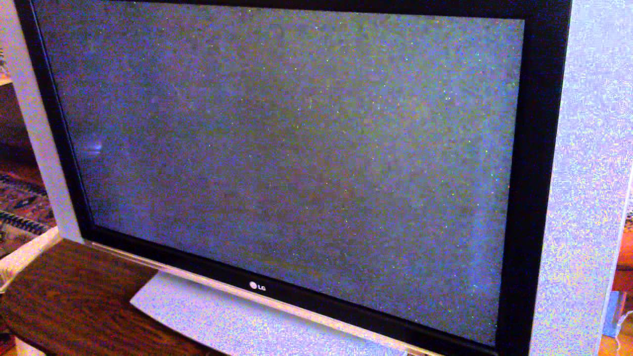Lg Tv Repair >> Plasma TV LG 42px3rv-za problem - YouTube