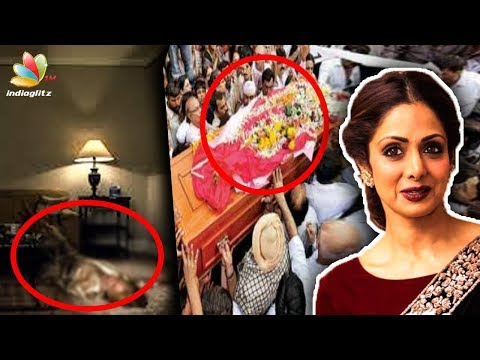 What Happened to Sridevi in Dubai the Night She Died? | Actress Death 2018 | Latest News