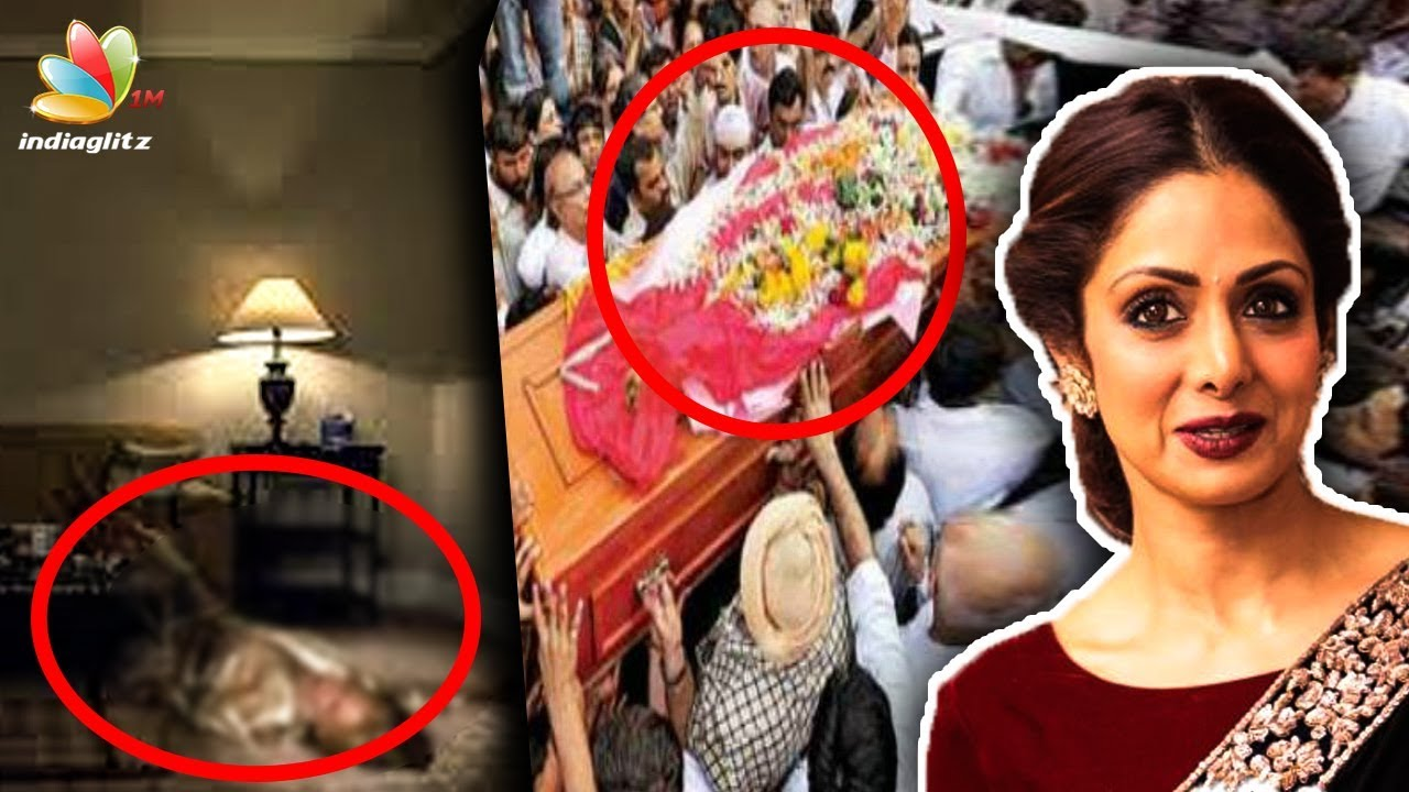 What Happened To Sridevi In Dubai The Night She Died Actress Death  Latest News