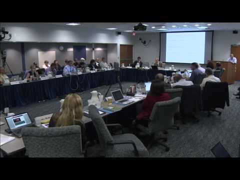 Report from the Blue Ribbon Panel Review - Rick Myers and David Page