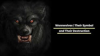 The Werewolf as a Symbol