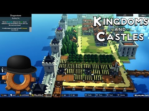 Kingdoms And Castles Ep#24: Farming District
