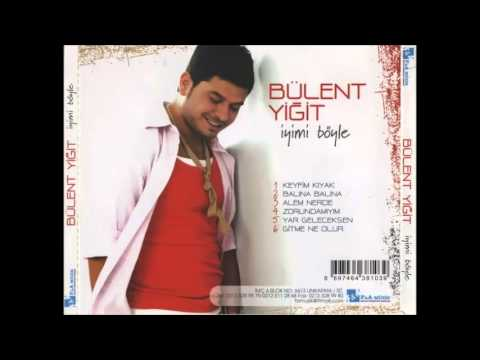 Bülent Yiğit - Gitme Ne Olur (Official Audio Video)