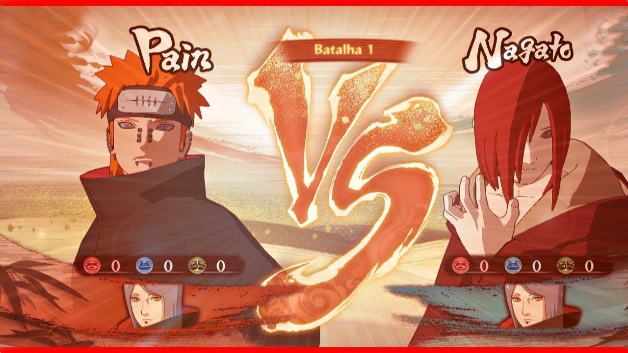 Pain vs Nagato - Naruto Shippuden Storm 4 ‹ Power Games ...