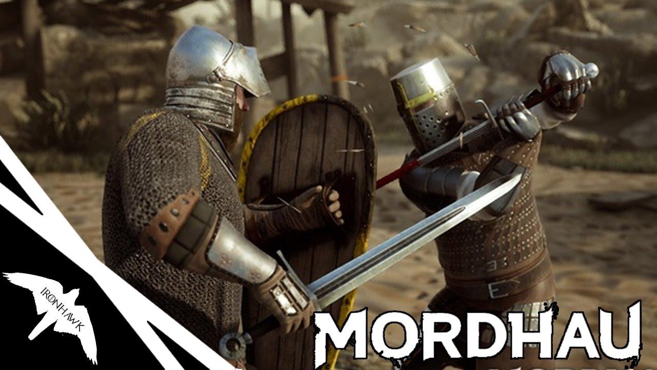 Best For Honor Alternative? - Mordhau! [New Gameplay]