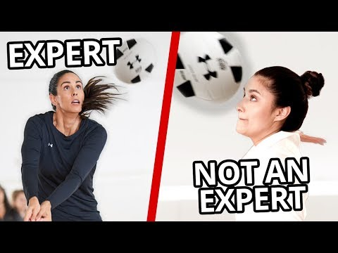 How to Be a Star Volleyball Athlete | Play Like a Champ