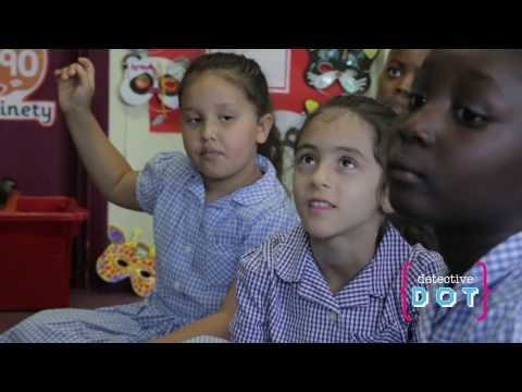 Children's Intelligence Agency: Mysteries