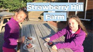 Strawberry hill farm Caravan Site Weekend