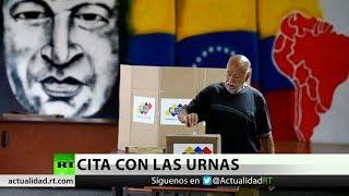 Venezuela elige al presidente y a los miembros de los Consejos Legislativos