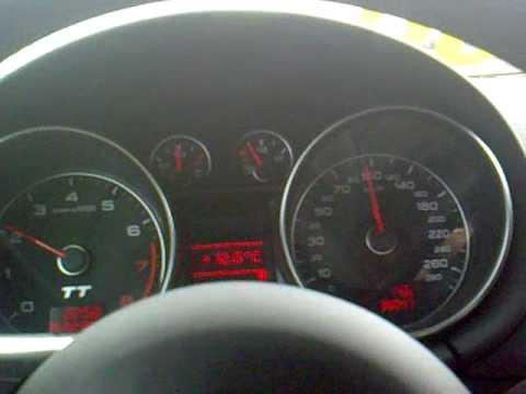 Audi Tt 32 V6 Quattro Tiptronic Youtube