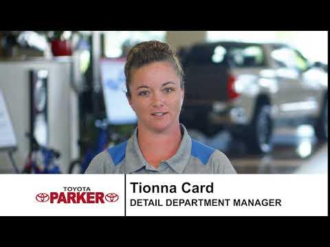 Parker Toyota Staff   Coeur d' Alene Toyota Dealer