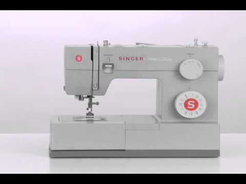 Heavy Duty Singer Sewing Machine Metal Frame Hobbycraft YouTube New Singer Sewing Machine Heavy Duty