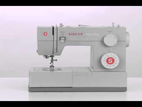 Heavy Duty Singer Sewing Machine Metal Frame Hobbycraft YouTube Stunning Heavy Duty Singer Sewing Machine