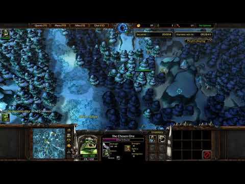 WarCraft 3 Farmer Vs Hunter #462