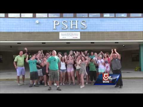 Wake up call: Plymouth South High School