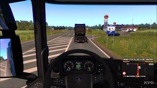 Euro Truck Simulator 2 - Beyond the Baltic Sea - Panevezys to Riga | Gameplay (PC HD) [1080p60FPS]