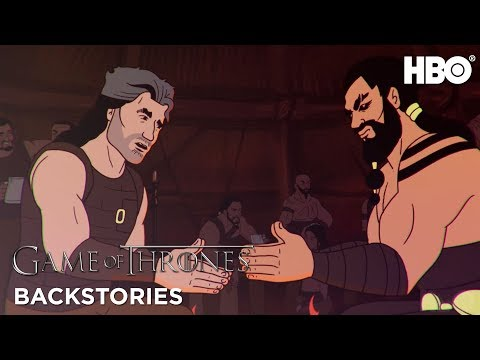 Jason Momoa Slaps 'Game of Thrones' Co-Creator in New 'HBO Backstories' Series