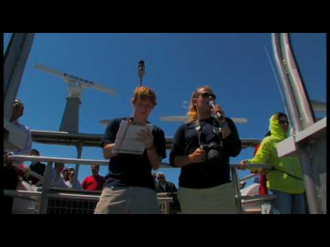 Whale-Watching Cruise in Stellwagen Bank Marine Sanctuary - Video