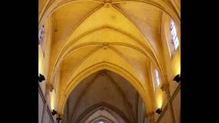 Visite de l'église Saint-Aubin d'Houlgate