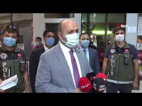 Diyarbakır'da korona virüs denetimleri sıklaştırıldı