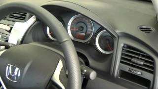 Honda City Front Interior