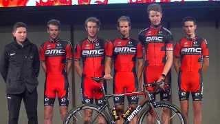 2015 ジャパンカップチームプレゼンテーション BMC RACING TEAM