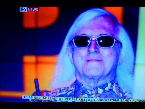 "Jimmy Savile Shame: Girl-Molesting Live On ""Top Of The Pops""!"