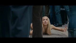 """Super sexy Jessica Alba as Susan Storm in """"Fantastic Four (Rise of the Silver Surfer)"""" HD"""