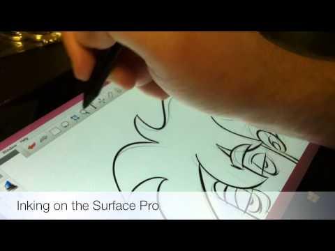 Microsoft Surface Pro Zvladne Dobre I Kresleni Stylusem Zive Cz