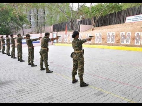 IPS training sardar vallabhbhai patel national police academy SVPNA. AJIT DOVAL IS TRAINED BY SVPNA