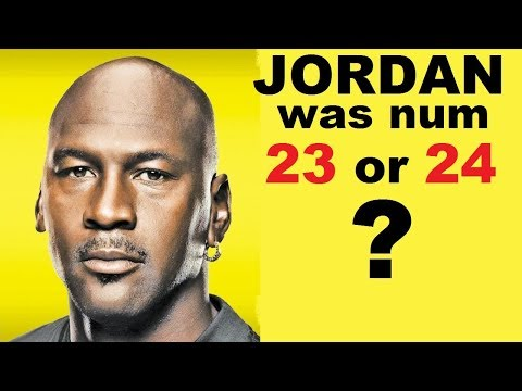 GUESS NBA PLAYER'S NUMBER! DIFFICULT!
