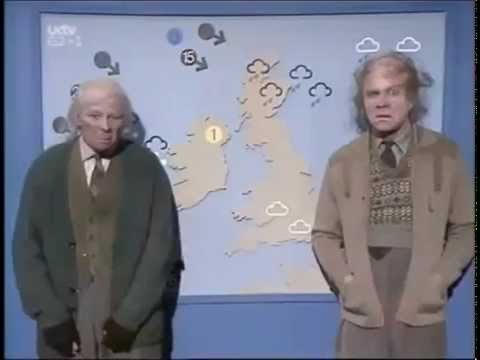 Harry Enfield - Old Gits - Weather