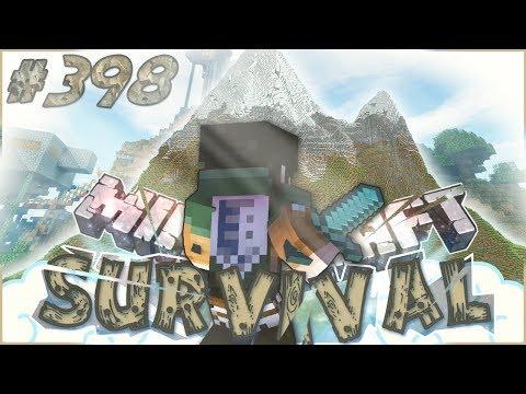 HO COSTRUITO UNA MONTAGNA (NON SCHERZO) - Minecraft ITA - Survival #398