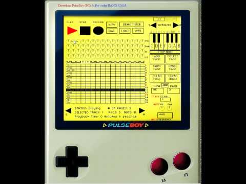 Game Theory Theme- 8-Bit-Pulse Boy Cover