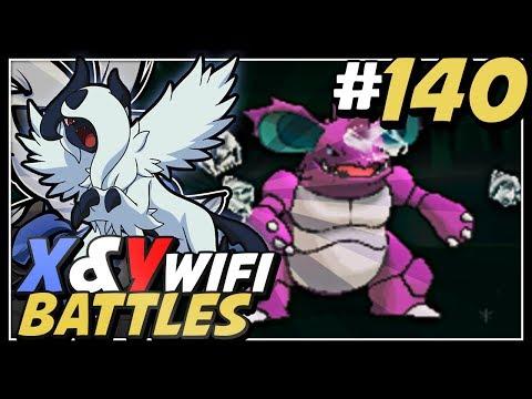 Pokemon X and Y Wifi Battle #140 Live Vs Sebas - Callum Doesn't STOP!